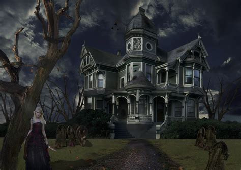 the haunted house the haunted house by shyzuka chan on deviantart