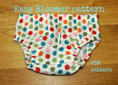 bloomer pattern pdf high waisted bloomer pattern paper baby bloomer pattern baby diaper cover pattern baby sewing