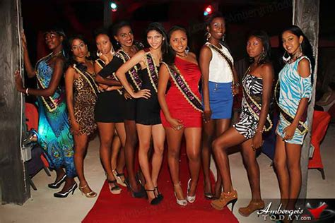 Shiny Fashion Tv The 25 High Challenge 2 by Miss Tourism Belize Island Fashion Show Ambergris Caye