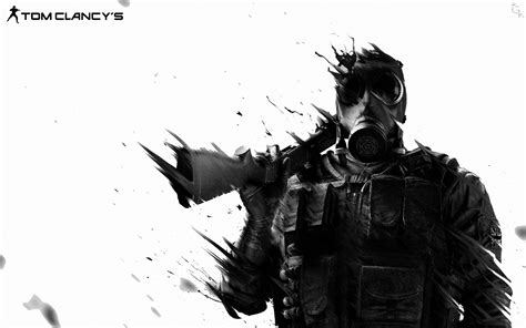 wallpaper rainbow  siege tom clancys soldier