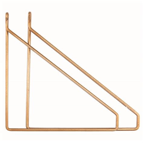 Brass Shelf Support by Shelf Supports By All Things Brighton Beautiful