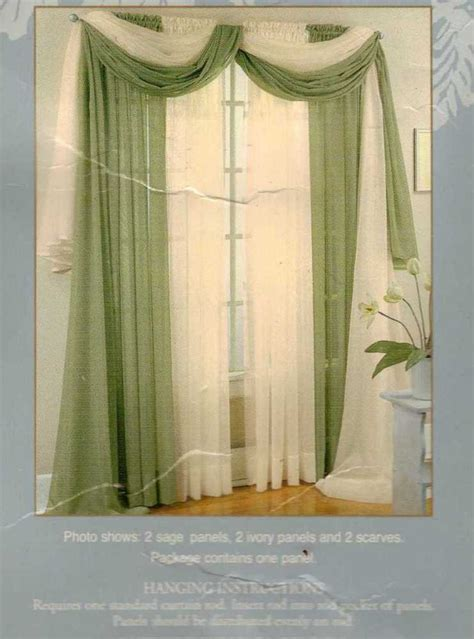sage green sheer curtains 1 ellery homestyles sheer curtain panel sage green