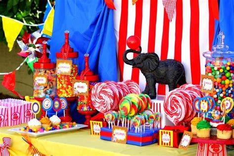 krown themes shopify circus birthday party carnival party circus party