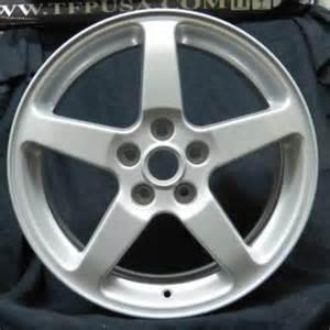Pontiac G6 Factory Rims Pontiac Factory Wheels 6585 Pontiac G6 17 Quot Silver