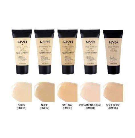 Nyx Foundation Stay Matte nyx liquid foundation untuk kulit wajah kering info
