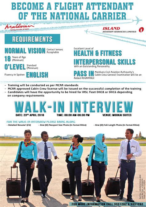 cabin crew opportunities careers