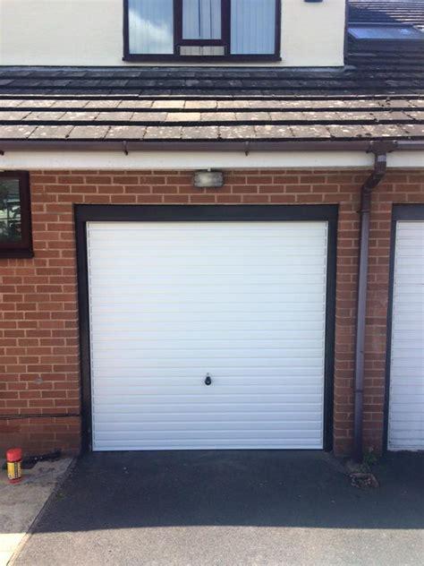 Shore Garage Door by Garage Doors Poole