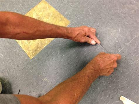 DIY Sheet or Tile Vinyl Flooring Installation