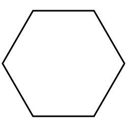 hexagon pattern png hexagon 6 sided polygon math tutorvista com