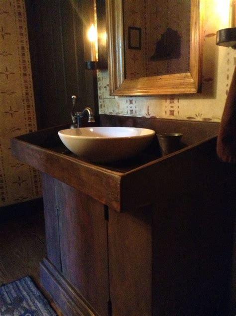 primitive bathrooms 268 best prim bath ideas images on pinterest bathroom