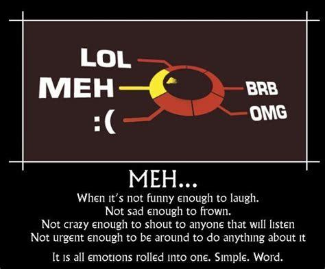 Meh Face Meme - image 3400 meh know your meme