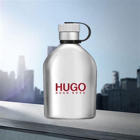 Parfum Ambassador 125ml hugo debuts new fragrance hugo iced mr doveton