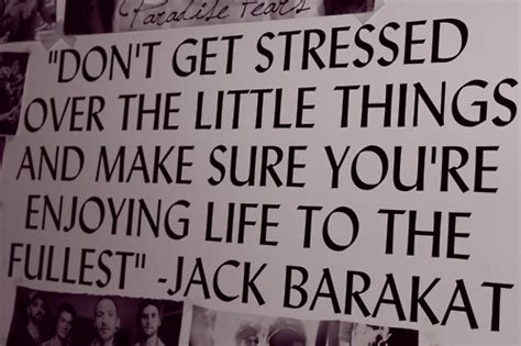 Don T Get Stressed Over The Little Things And Make Sure - don t get stressed over the little things and make sure
