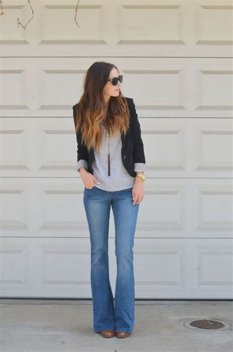 are flare jeans in style in 2015 20 style tips on how to wear flare jeans gurl com gurl com