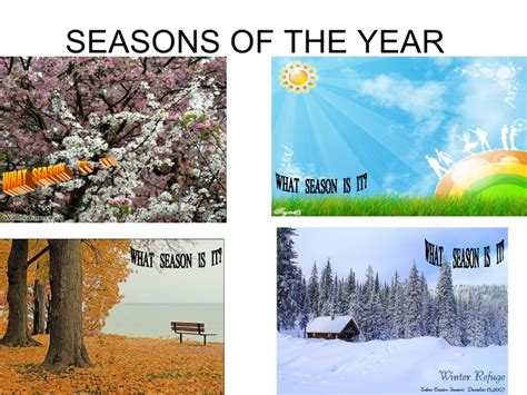 what is the date of this year s new year seasons of the year