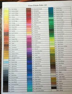 Derwent Colorsoft Coloured Pencil 36 Warna derwent coloursoft kleurenkaart kleurkaarten