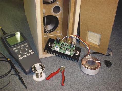 Kit Modul Subwoofer Home Theater Sound Indoor velleman discrete power lifier 200w kit k8060