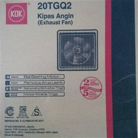 Exhaust Fan Ceiling 10 Inch Kdk 25tgq Kualitas Terbaik 1 harga exhaust fan kdk exhaust 12 inch 30 rqn3 pricenia