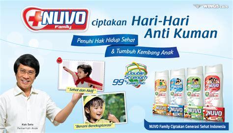 Sabun Giv White wings indonesia