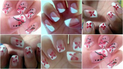 paint splatter nail design another heaven