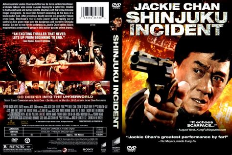 Shinjuku Incident 2009 Shinjuku Incident Movie Dvd Scanned Covers Shinjuku Incident English F Dvd Covers