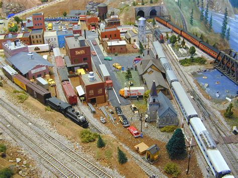ho model trains images pictures model railroad layout wikipedia
