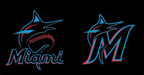 miami marlins colors so fresh and so clean marlins reveal new logo colors
