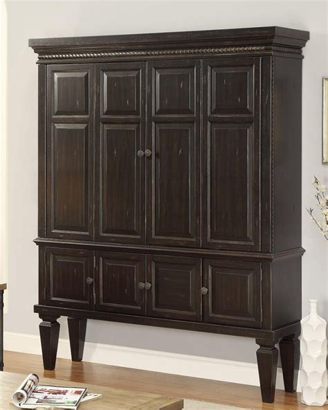 entertainment armoire 60in tv entertainment armoire venezia by parker house