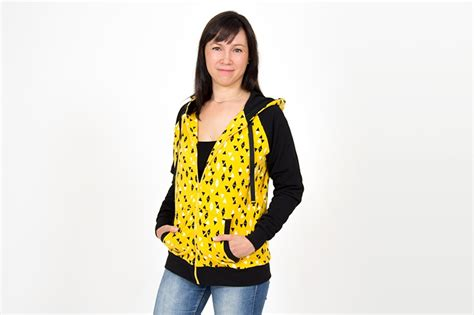 sewing pattern zip up hoodie zip up hoodie jackets for men women pattydoo