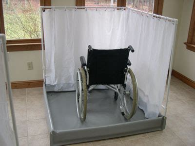 Portable Handicap Shower by Bariatric Portable Shower Homeaccessproducts