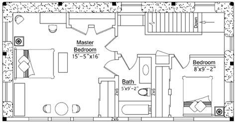 plumbing floor plan denny shed floor building