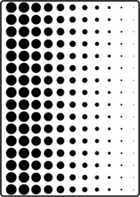 Ben Day Dots Template by This Flowing Polka Dots Stencil Is Available