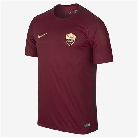 Tshirt As Roma 17 As Roma 16 17 Nike Derby Kit 16 17 Kits Football Shirt