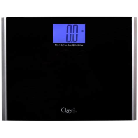 ozeri bathroom scale ozeri precision pro ii digital bathroom scale tempered glass platform with stepon