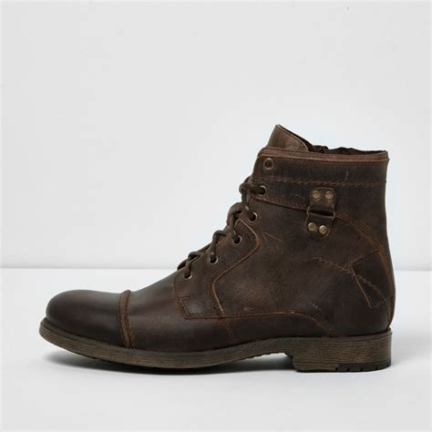 leather boots sale brown leather boots shoes boots sale