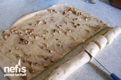 yemek tarifi pasta borek corek tatli tarifleri 38 tahinli rulo kurabiye