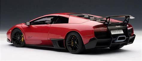 Lamborghini Murcielago Lp640 Sv Autoart 1 18 Lamborghini Murcielago Lp640 4 Sv Diecast Zone