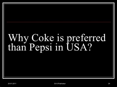 why is coke better than pepsi borrowing theory from other disciplines to management research