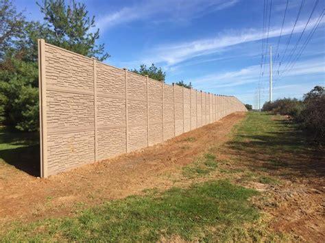 sound barrier wall silentium group