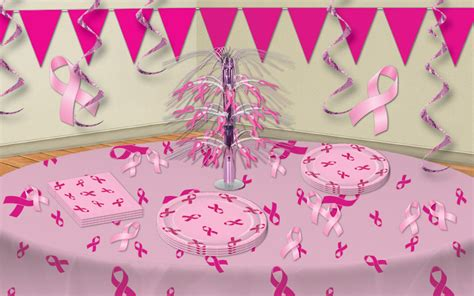 Breast Cancer Awareness Decoration Ideas Breast Cancer Awareness Decoration Ideas Partycheap