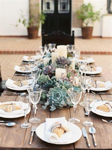 Best 25  Succulent wedding centerpieces ideas on Pinterest