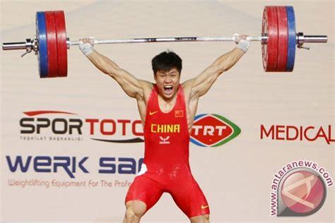 Barbel Untuk Wanita Atlet Angkat Besi China Ingin Ulang Kejayaan Antara News