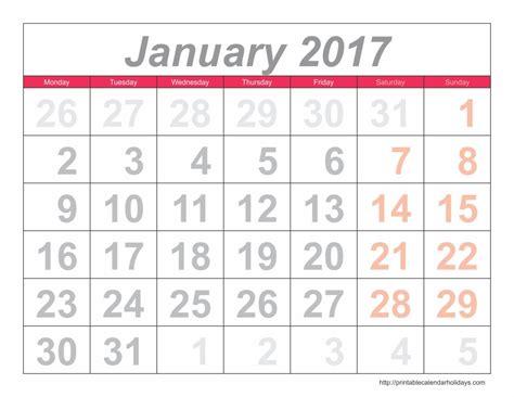 printable calendar 2016 to 2017 2017 calendar printable free calendar template 2016