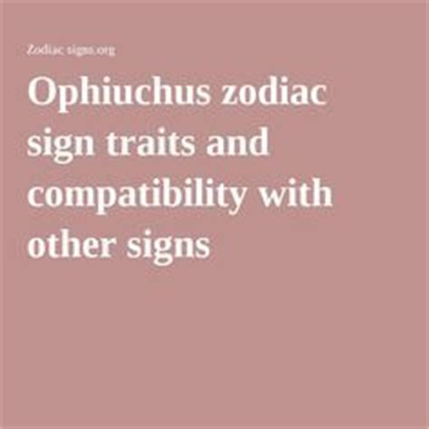 1000 ideas about ophiuchus zodiac on pinterest