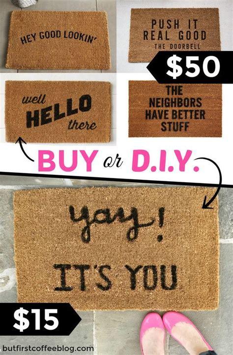 buy  diy doormat     diy doormat door mat
