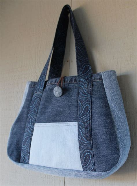 Bag Denim 25 best ideas about denim handbags on denim