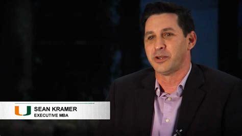 Of Miami Executive Mba by Executive Mba Kramer