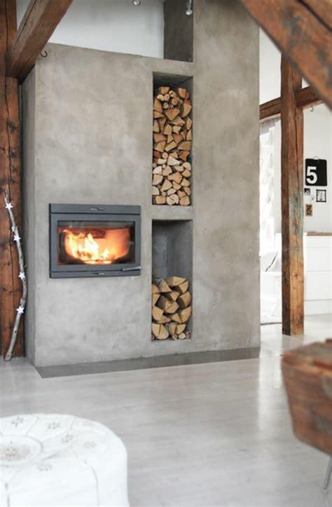 transformer une cheminee rustique en contemporaine 1001 id 233 es pour transformer une chemin 233 e rustique en moderne
