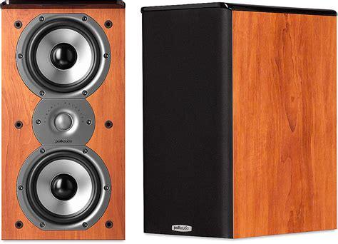 polk audio tsi200 cherry bookshelf speakers at