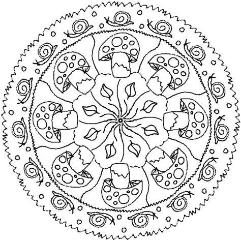 autumn mandala coloring pages fall mandala coloring pages freecoloring4u com
